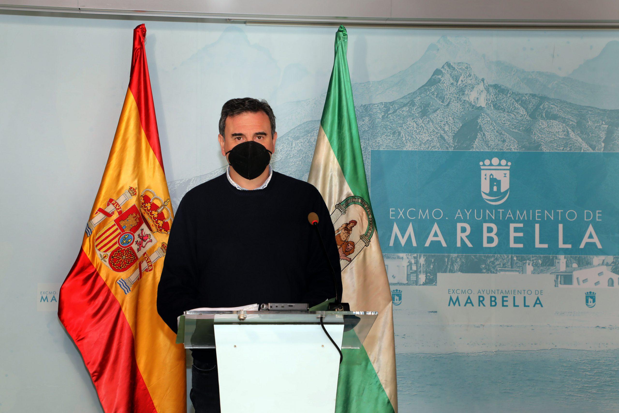 Marbella aprueba nueve licencias de obra que superan los seis millones de euros