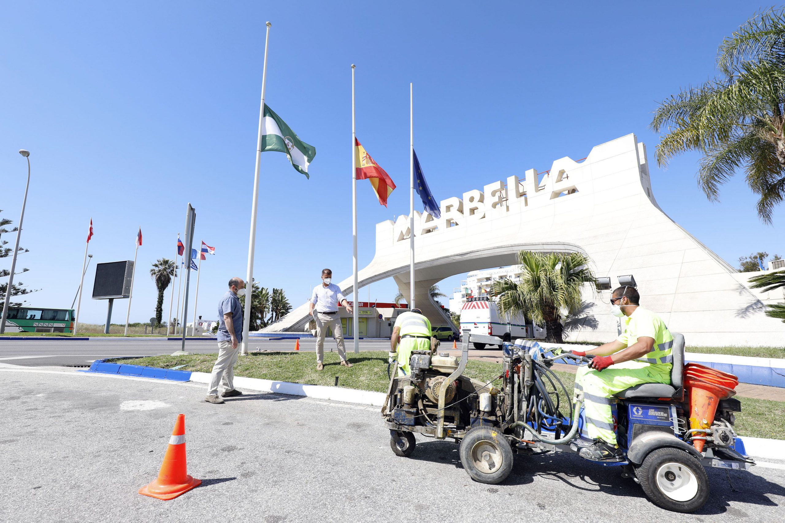 250.000€ para plan anual de pintura y mantenimiento en el paseo marítimo y otros enclaves