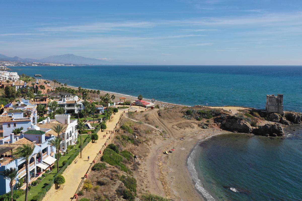 La Diputación aprueba 1,1 millones de euros para la Senda Litoral