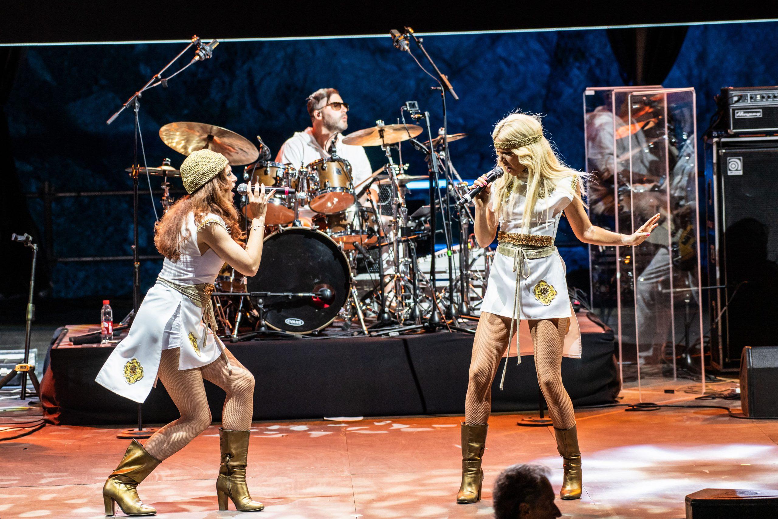 ABBA The Concert hace vibrar al Auditorio de Starlite