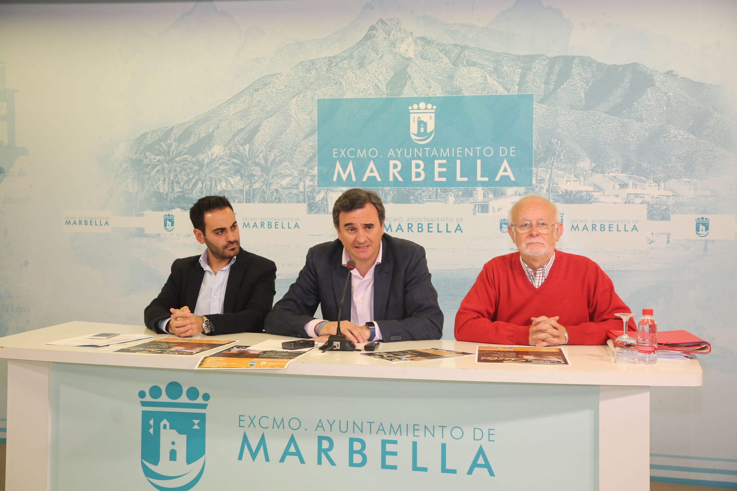 Abierta la convocatoria para participar en el XXX Concurso de Saetas 'Sierra Blanca' Marbella 2019