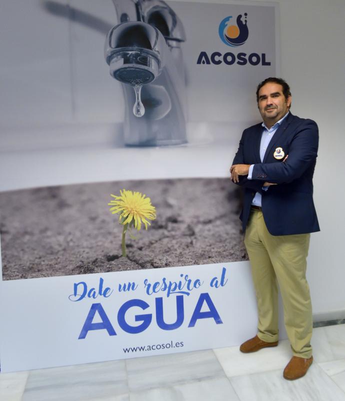 Acosol aborda sus dos proyectos más ambiciosos, la subestación de la Playa de Los Monteros y la tubería de abastecimiento de la Costa del Sol
