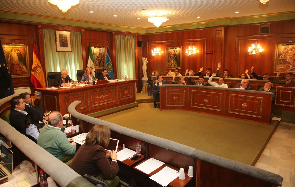 El Pleno aprueba la adhesión del Ayuntamiento al Plan Estatal de la Vivienda