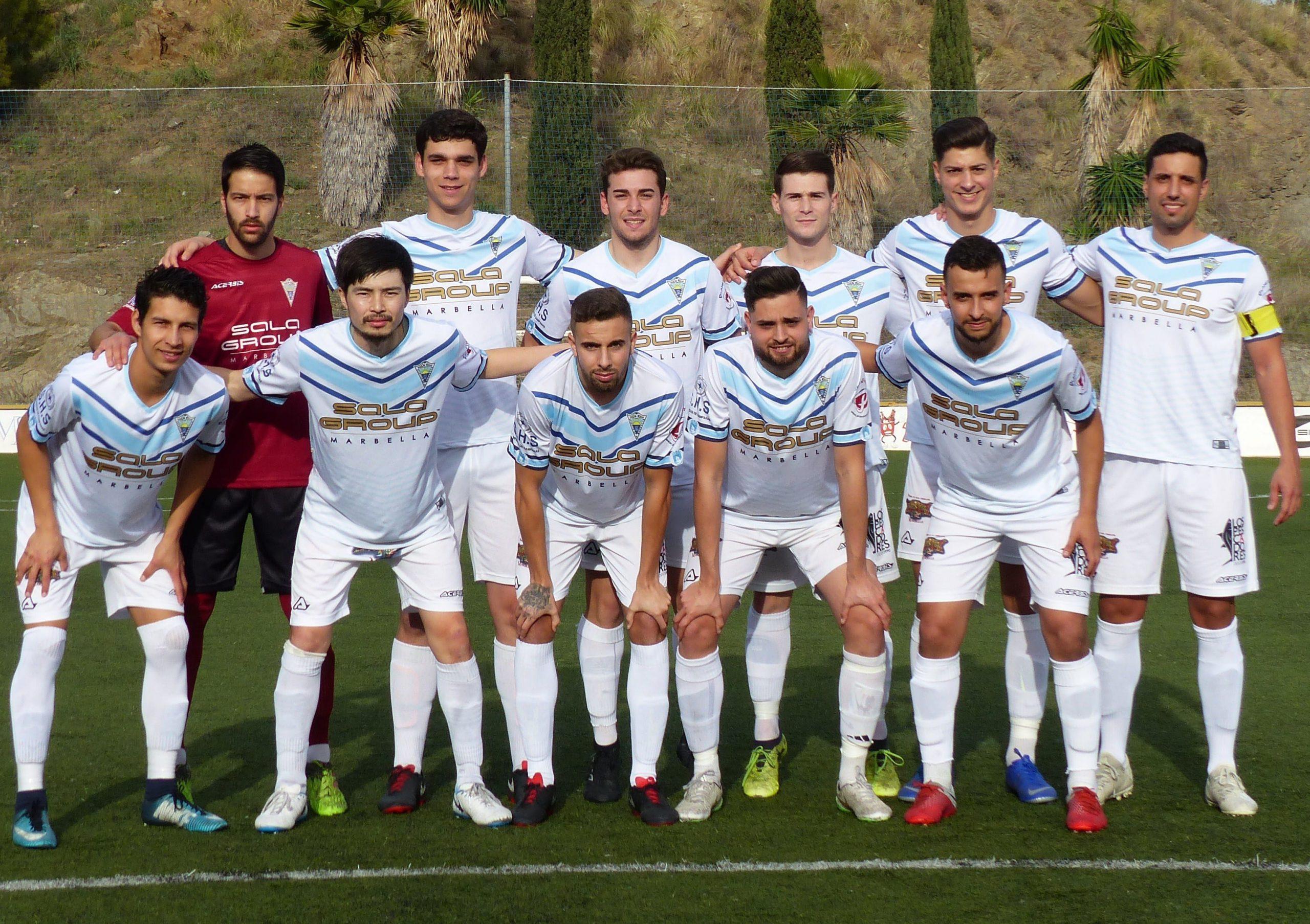 Agónico empate del C.D. Atlético Marbella en el descuento frente al Atlético Estación (2-2)