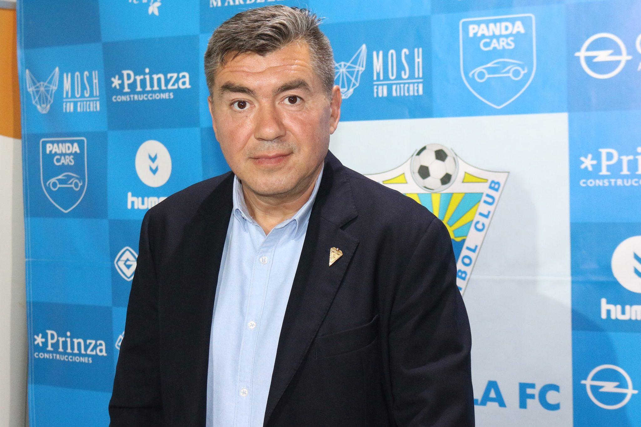 Alexander Grinberg agradece a los aficionados y ciudadanos de Marbella el apoyo recibido durante este tiempo