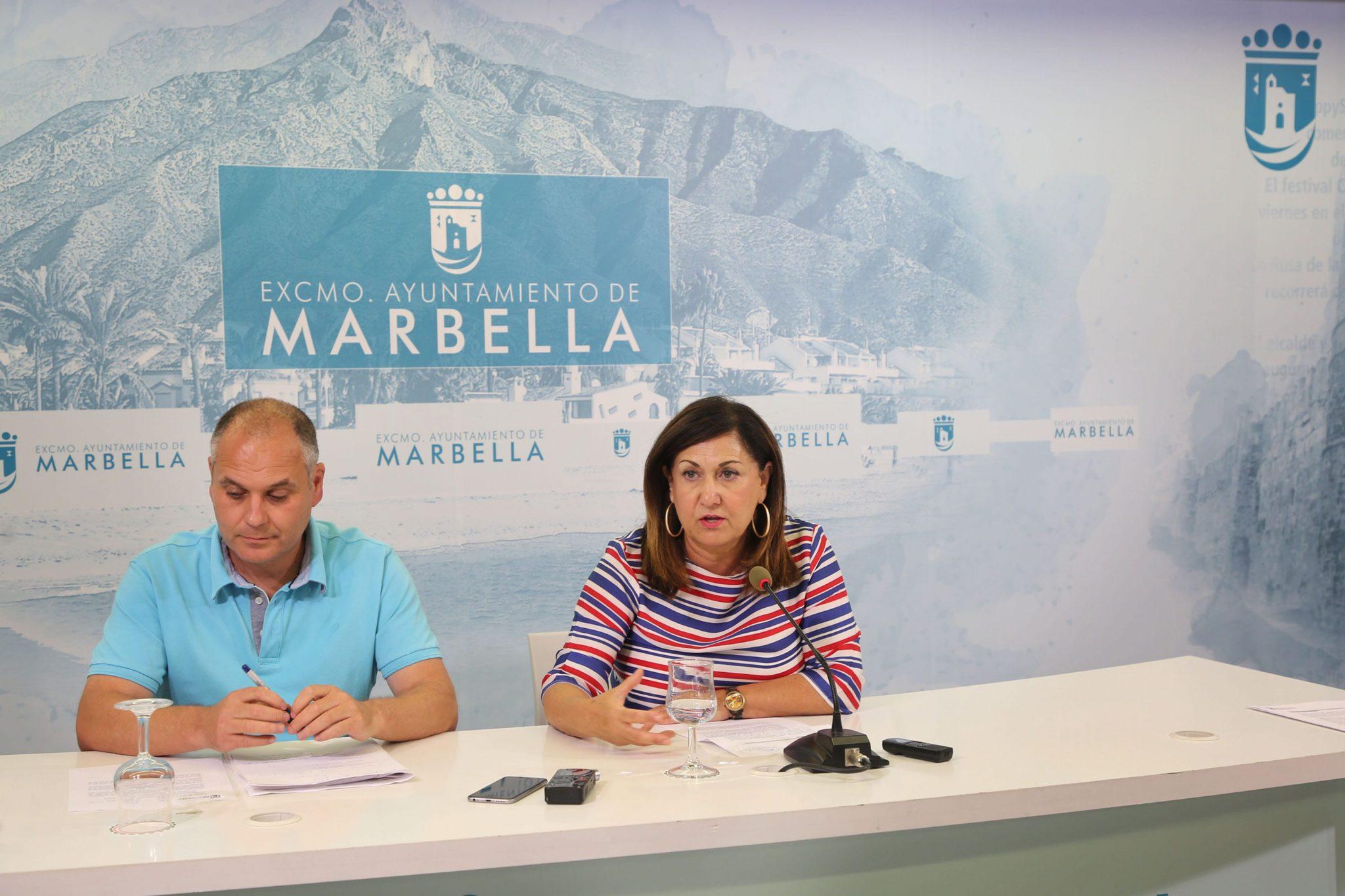 Alrededor de 500.000 euros para el proyecto básico de conservación del Castillo de Marbella