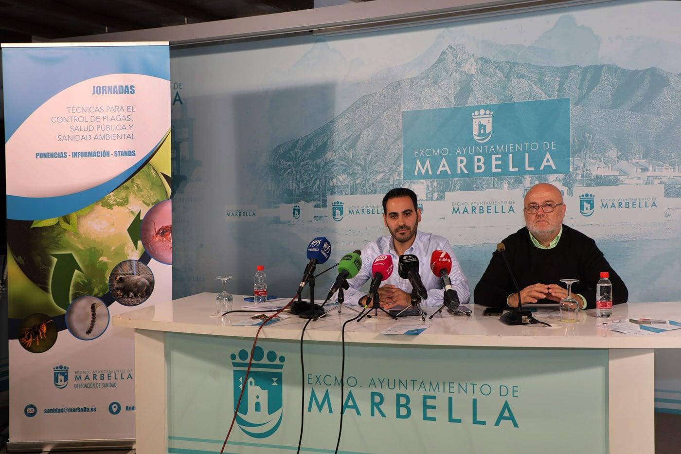 Andalucía Lab acogerá el 19 de marzo cuatro ponencias sobre control de plagas