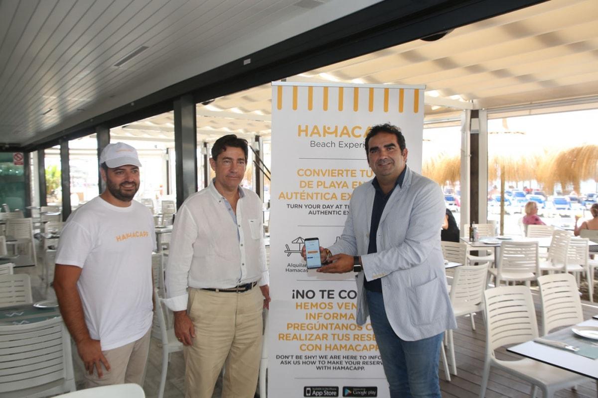 Marbella cuenta ya con una aplicación móvil para alquilar hamacas desde el smartphone