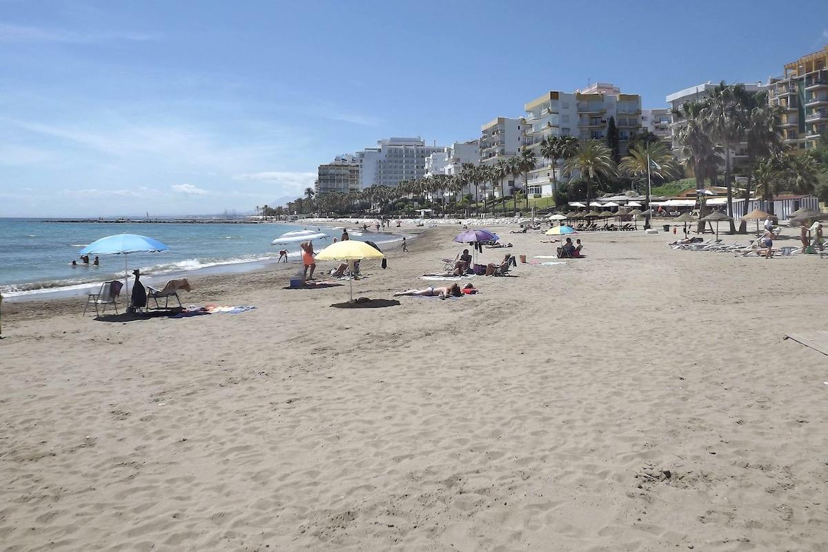 aprovechamiento playas Marbella