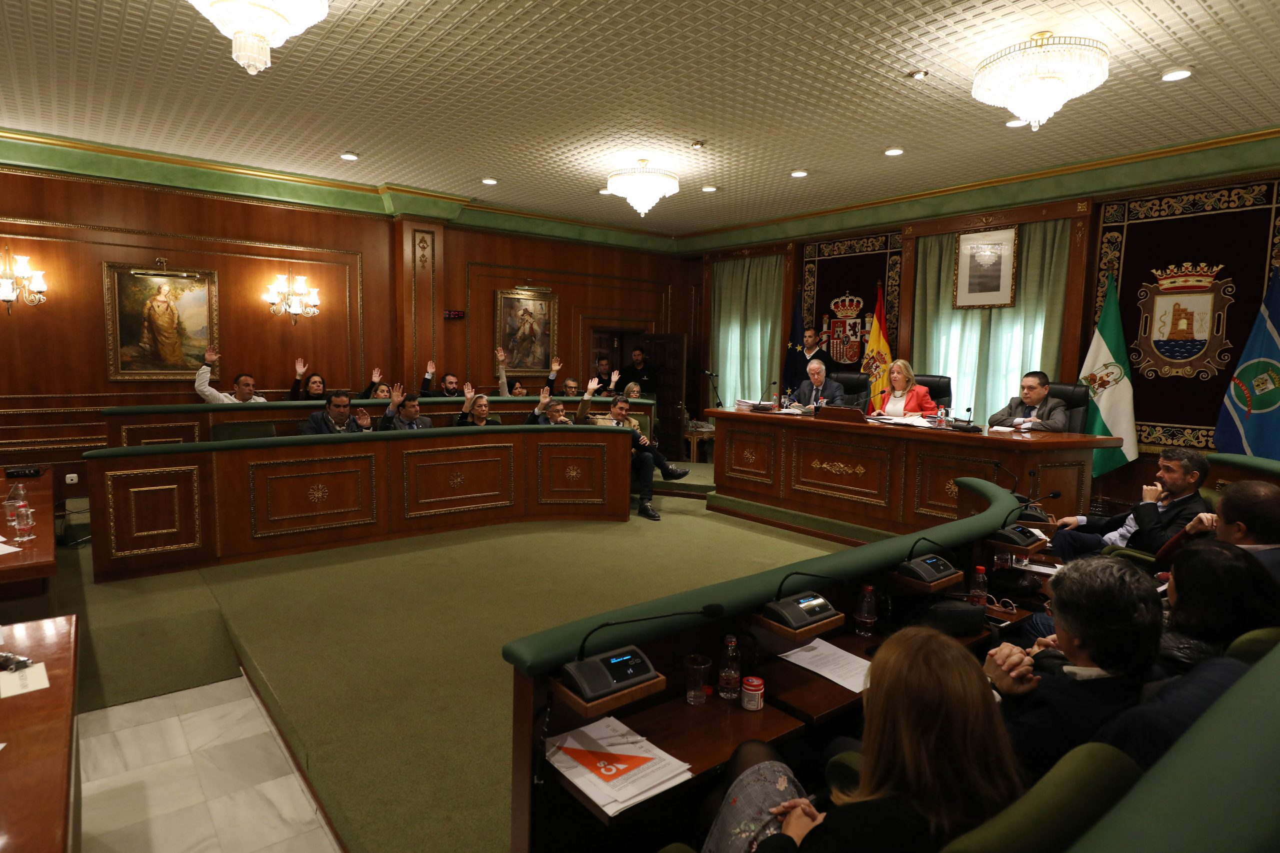 Aprueban en Pleno de forma definitiva los presupuestos de 2020