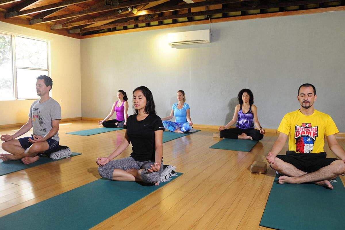 Arranca hoy el XIV Congreso de Yoga de la Costa del Sol