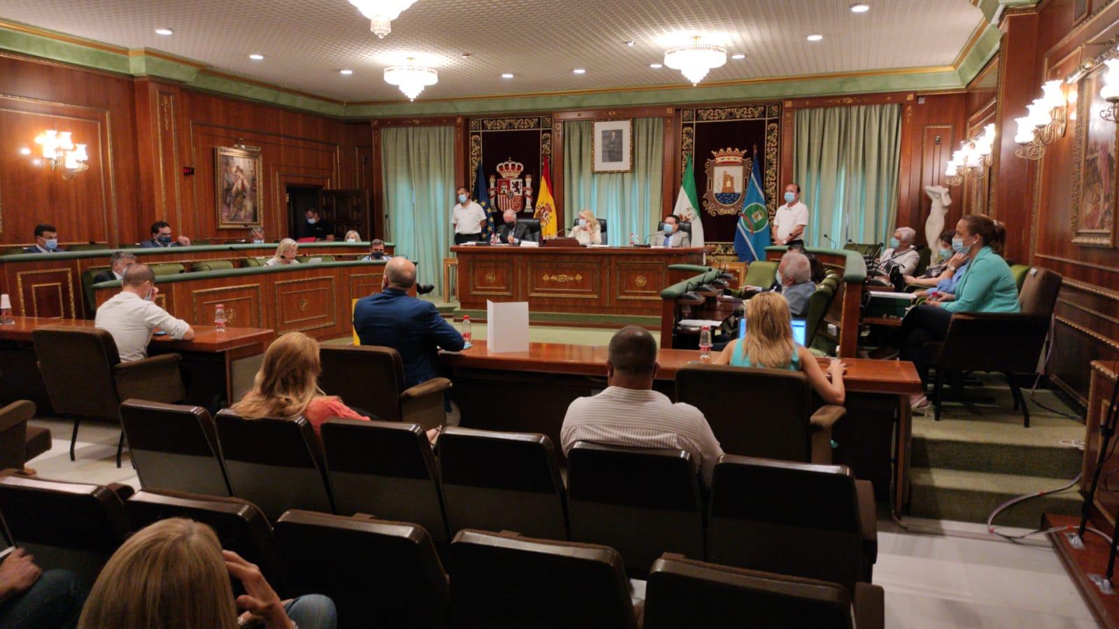 Arranca la tramitación del futuro PGOU de Marbella tras la aprobación por unanimidad del avance del documento FOTO: RTVM