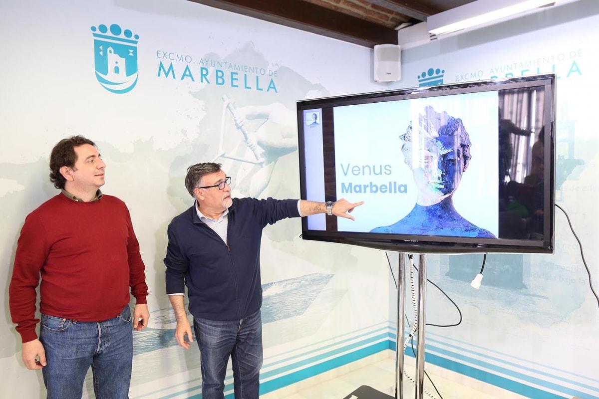 El asistente virtual de turismo o chatbot tiene como objetivo facilitar información de Marbella a ciudadanos mediante un sistema de inteligencia artificial.