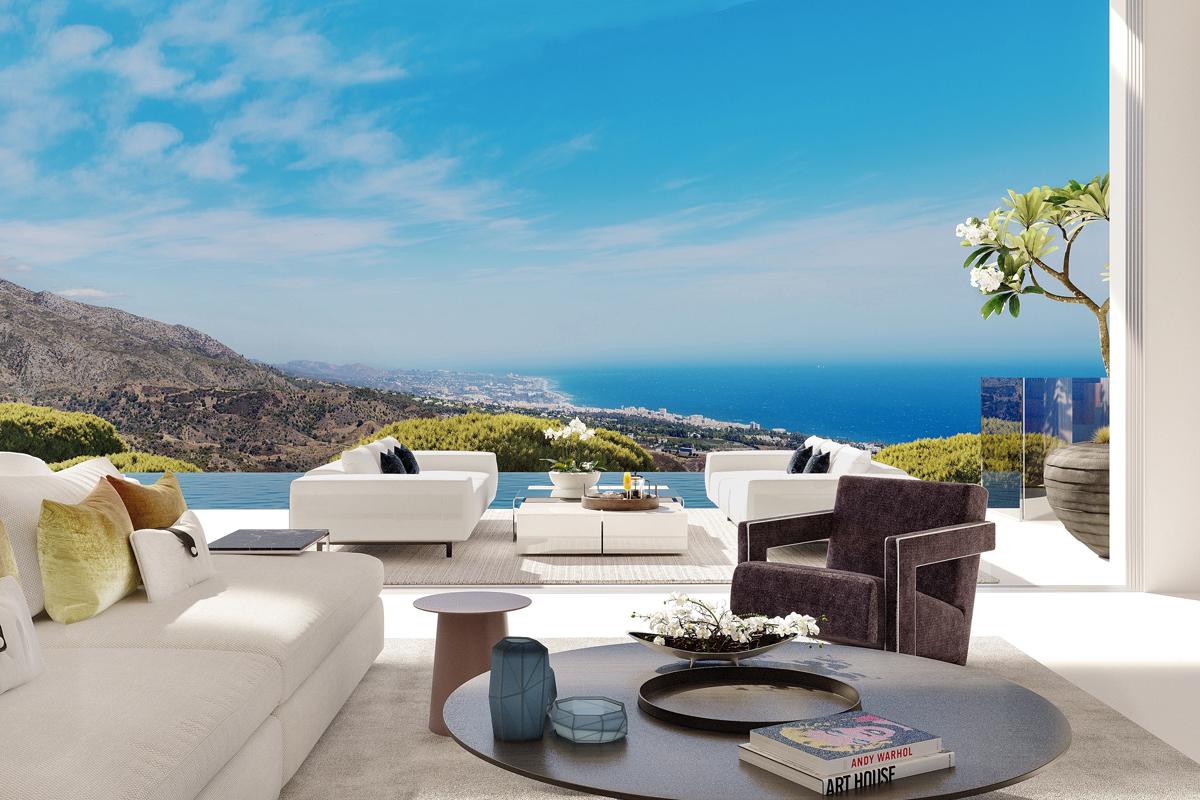 Aumenta el interés norteamericano por la vivienda de lujo según BRIGHT