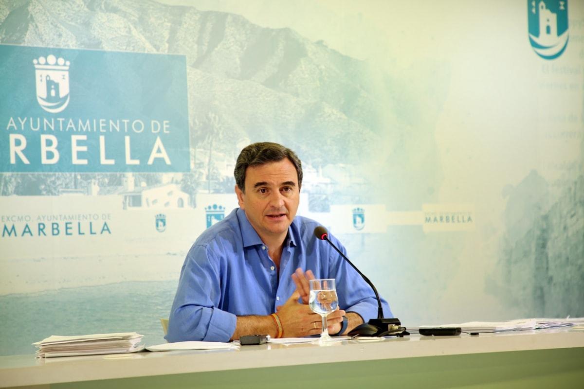 El Ayuntamiento concede la autorización para la celebración de la próxima edición del Festival Starlite