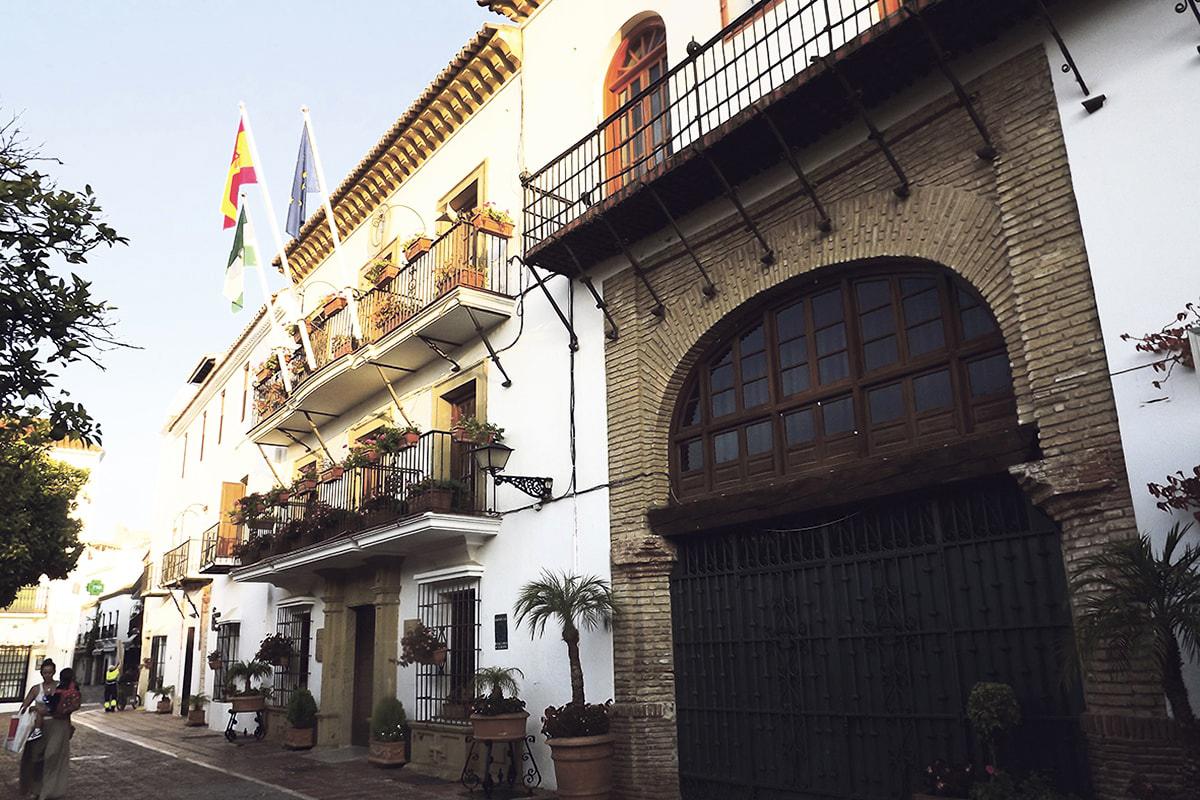 Ayuntamiento Marbella. Proyectos sostenibles