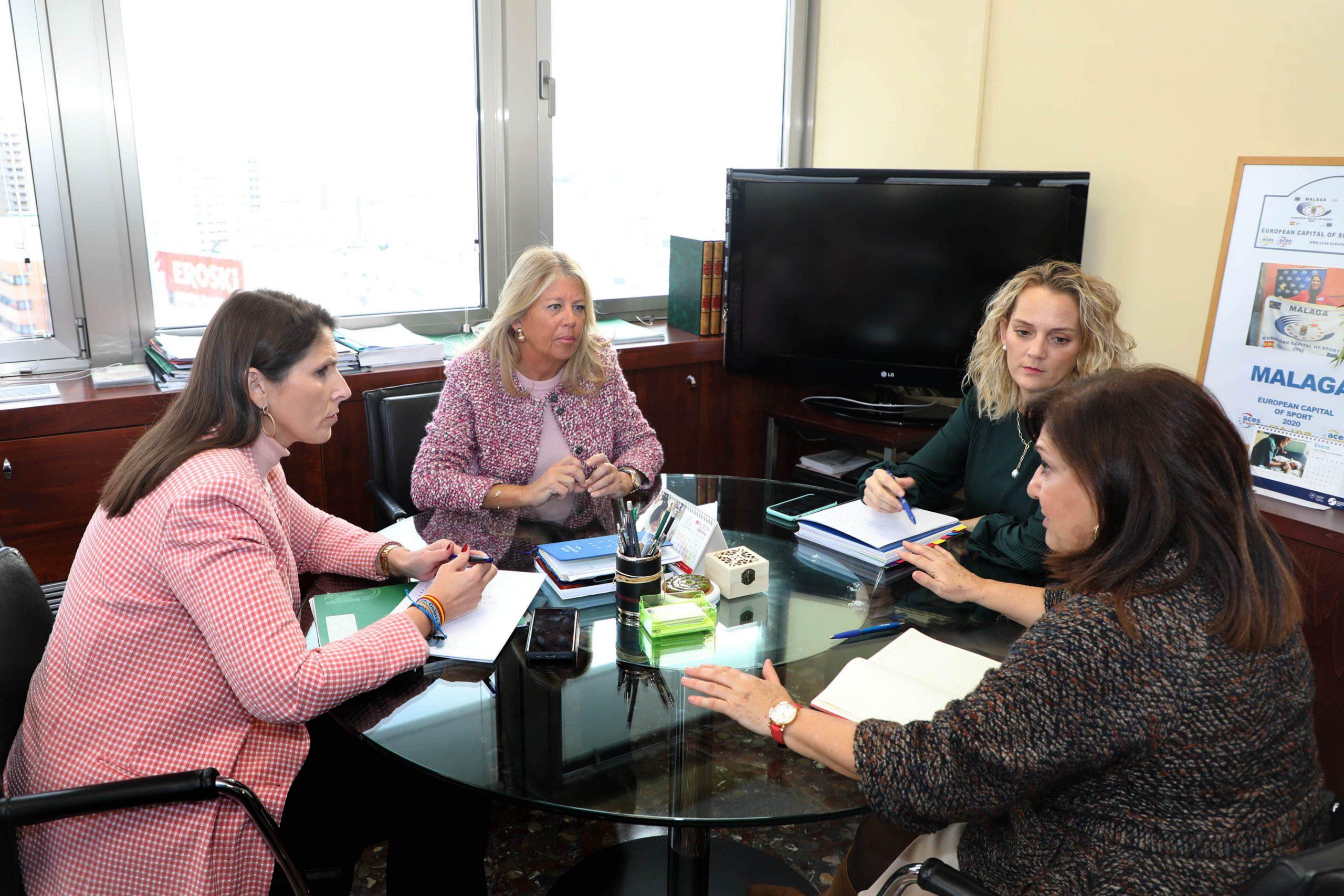 Ayuntamiento y Junta trabajarán conjuntamente para dotar a Bello Horizonte de un nuevo colegio