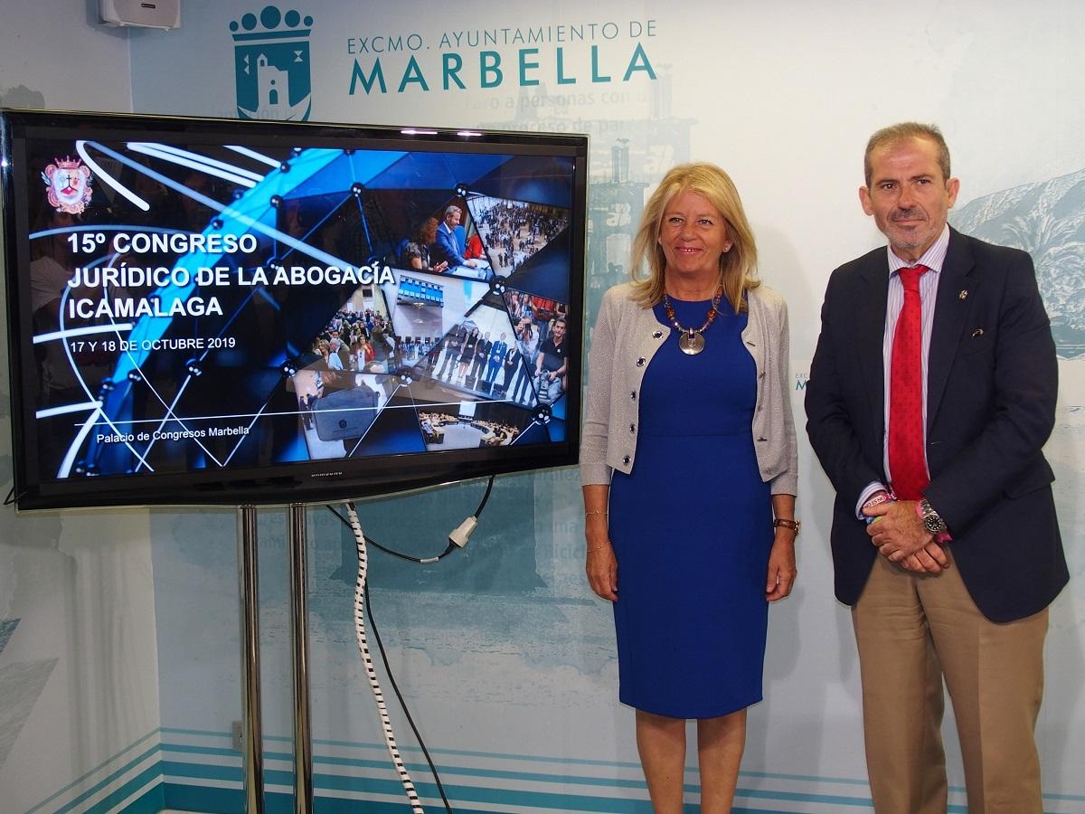 El 15º Congreso Jurídico de la Abogacía ICAMALAGA regresa a Marbella en octubre con la previsión de superar los 1.700 asistentes