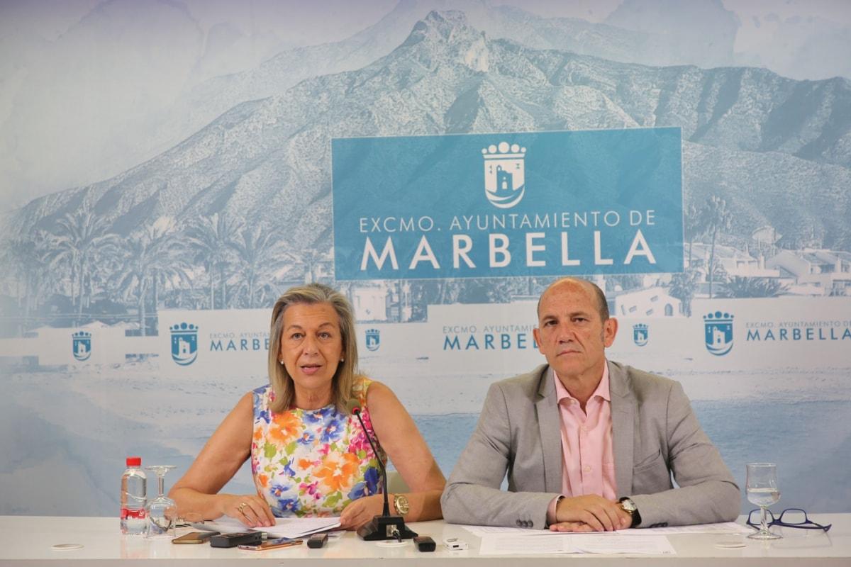 Marbella aprobará una bajada del IBI que beneficiará a más del 70% de los ciudadanos