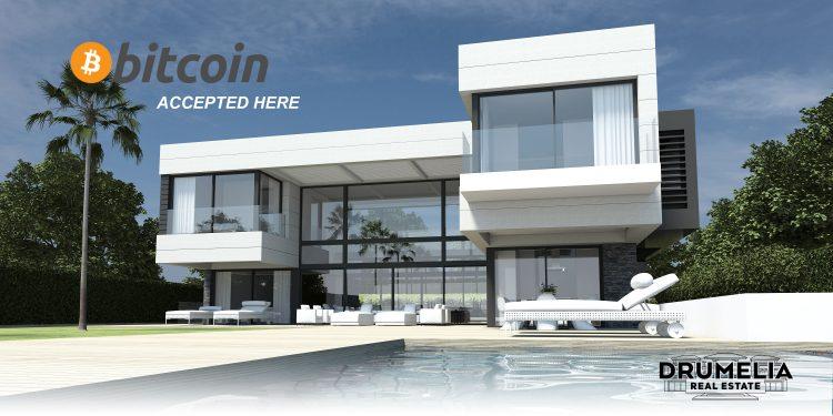 Drumelia Real Estates, primera inmobiliaria en vender propiedades en Bitcoin