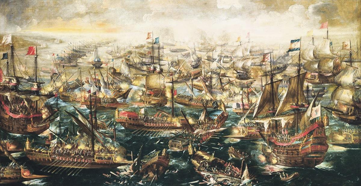 Capitán Andrés Becerra,el héroe marbellíde la batalla de Lepanto.jpg