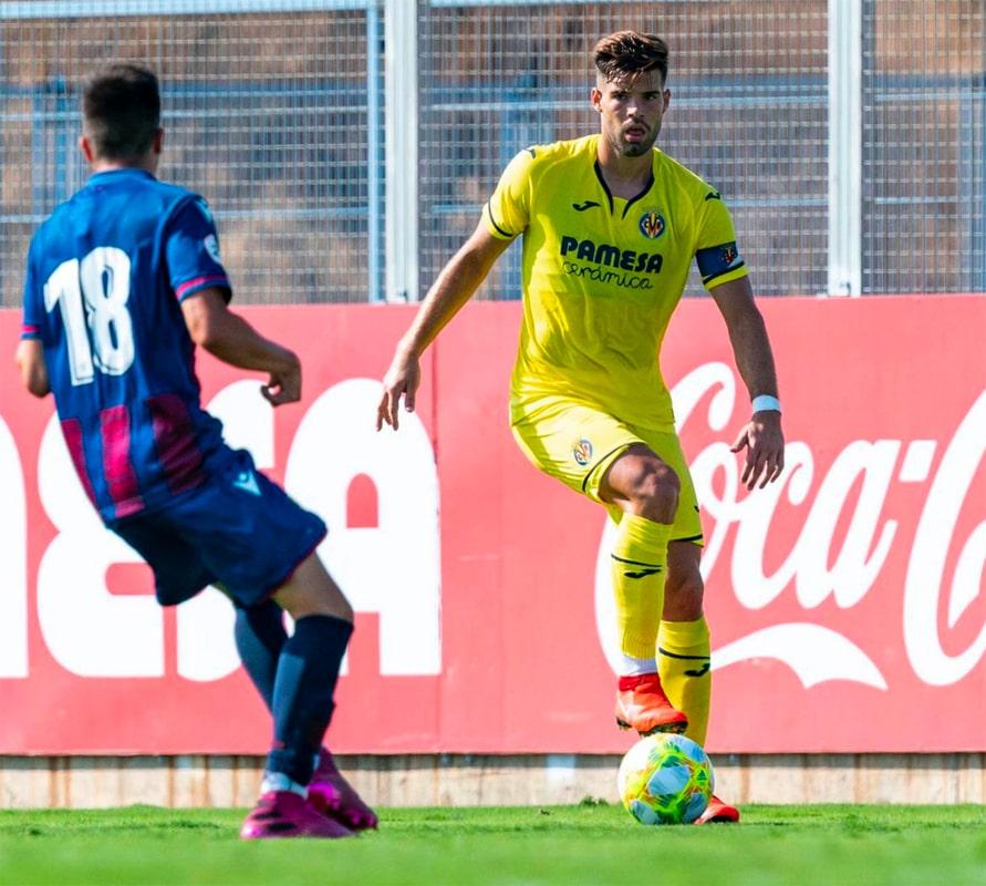 Carlos Blanco, nuevo jugador del Marbella Fútbol Club