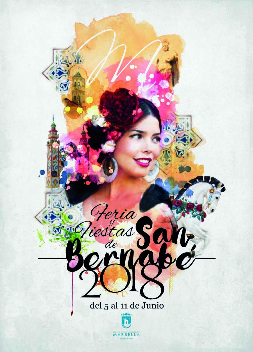 programa de feria y fiestas de San Bernabé 2018
