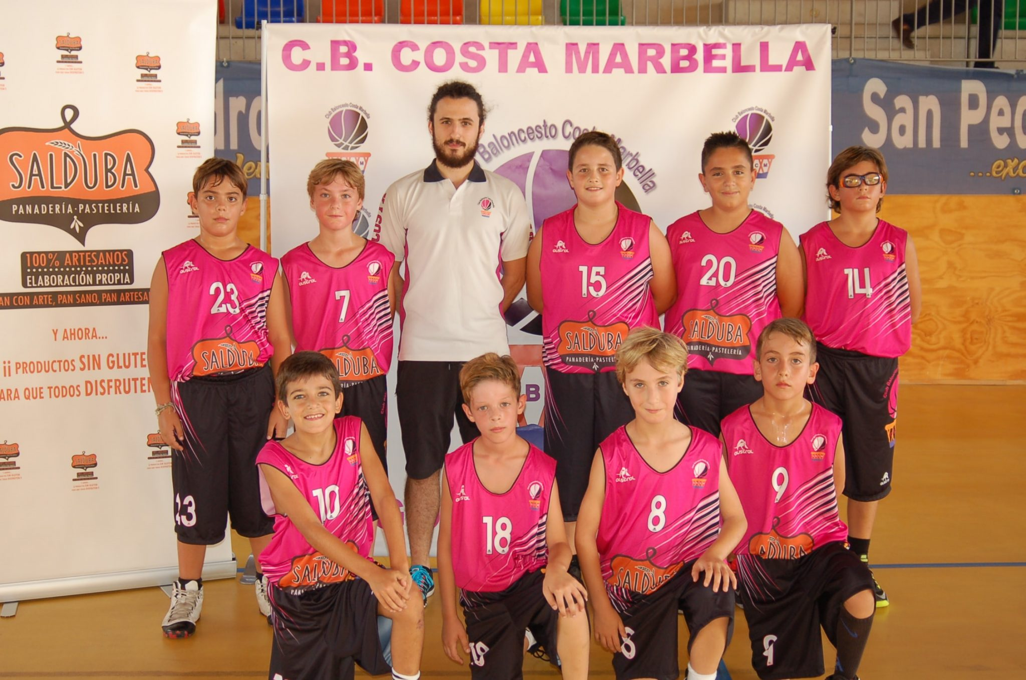 CB Costa Marbella vs CB Benalmádena