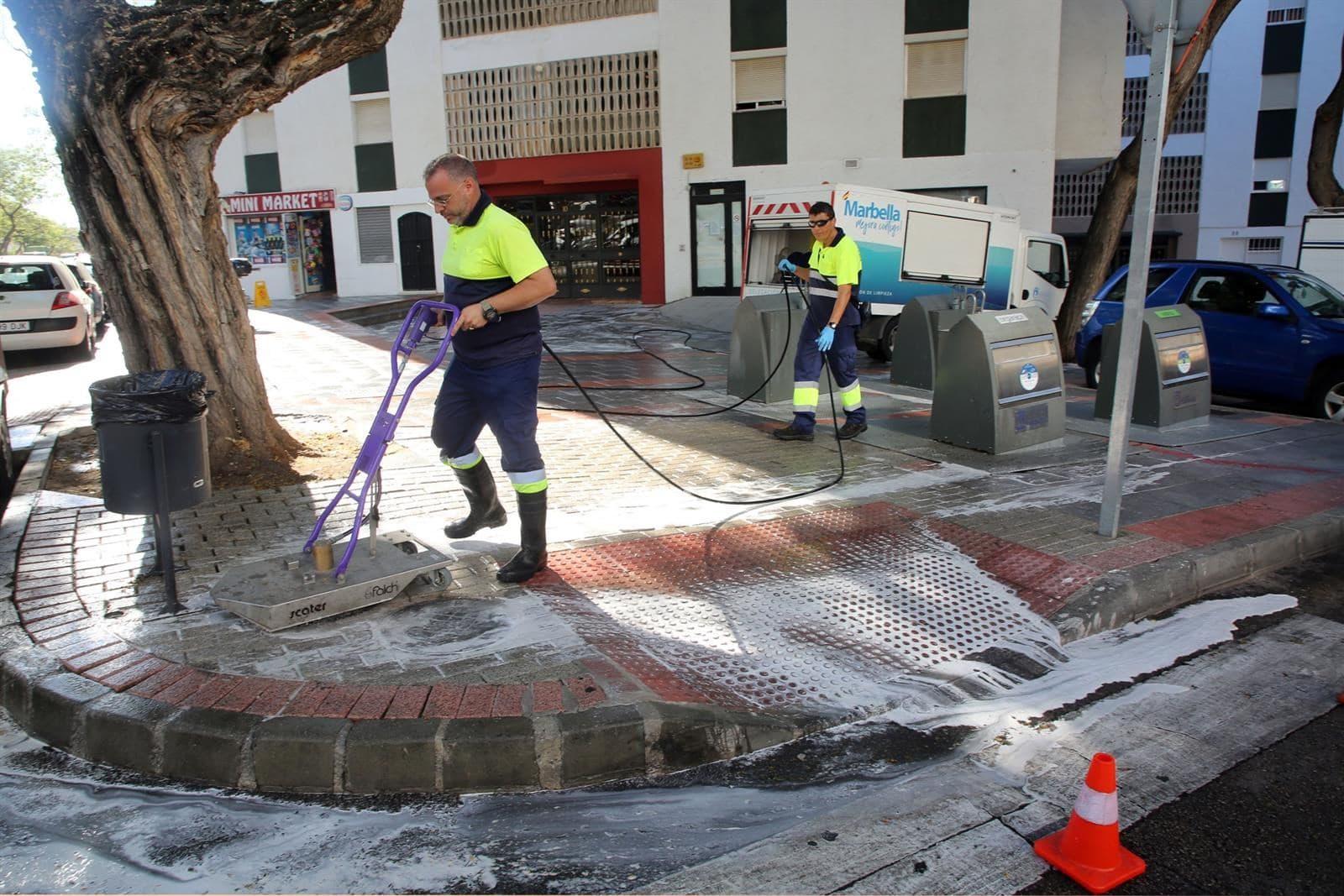 CCOO anuncia la movilización de empleados de Limpieza para demandar mejoras laborales