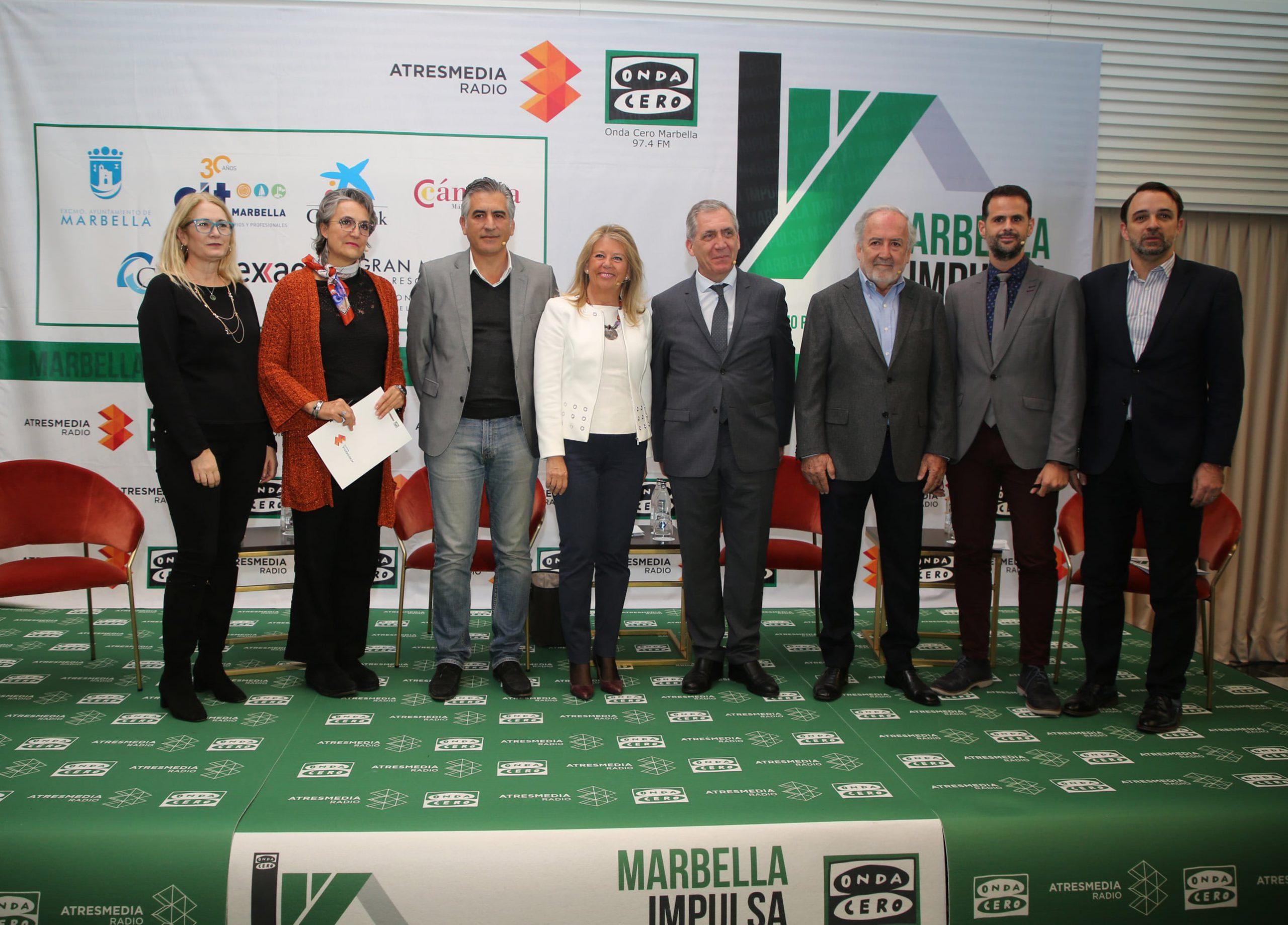 Celebrado el foro 'Marbella Impulsa' de Onda Cero Marbella