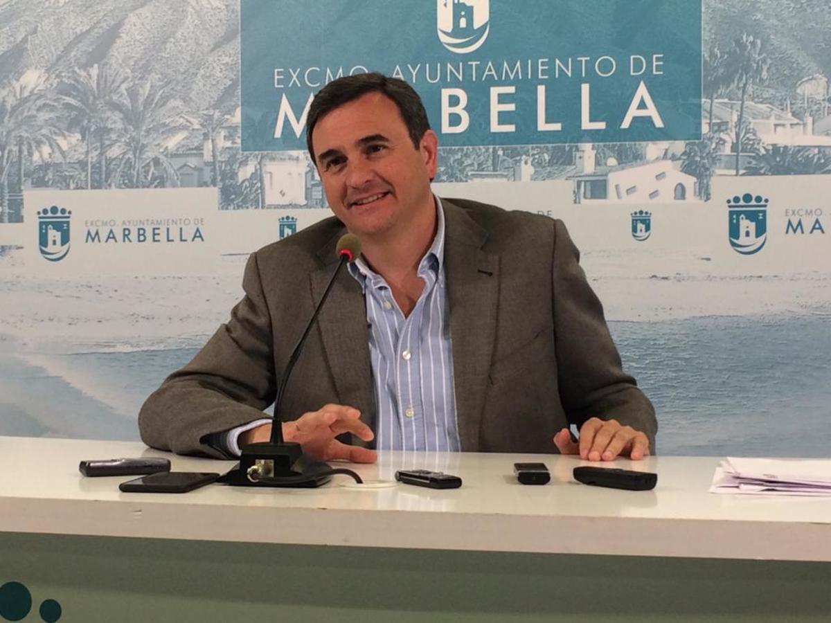 El Ayuntamiento logra la cesión de la cantera de Nagüeles durante nueve años