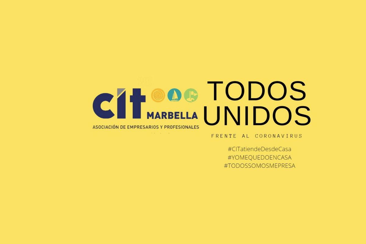 CIT Marbella solicita medidas para facilitar a las empresas continuar su actividad económica