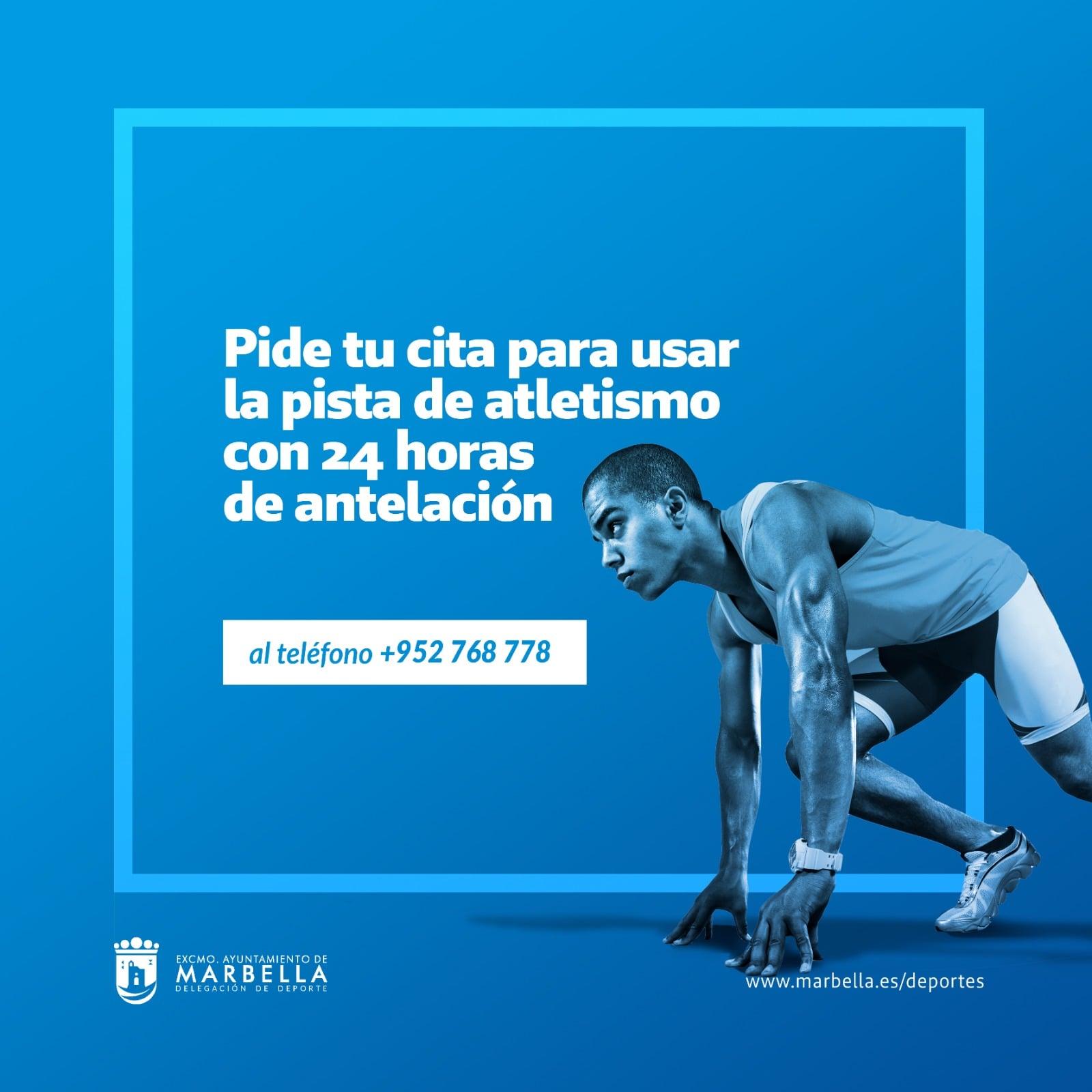 Cita Atletismo
