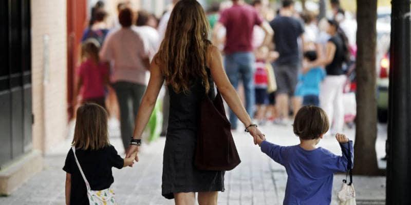 Ciudadanos plantea un plan para las familias monoparentales