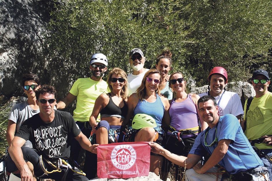 Club de Escalada de Marbella CEM