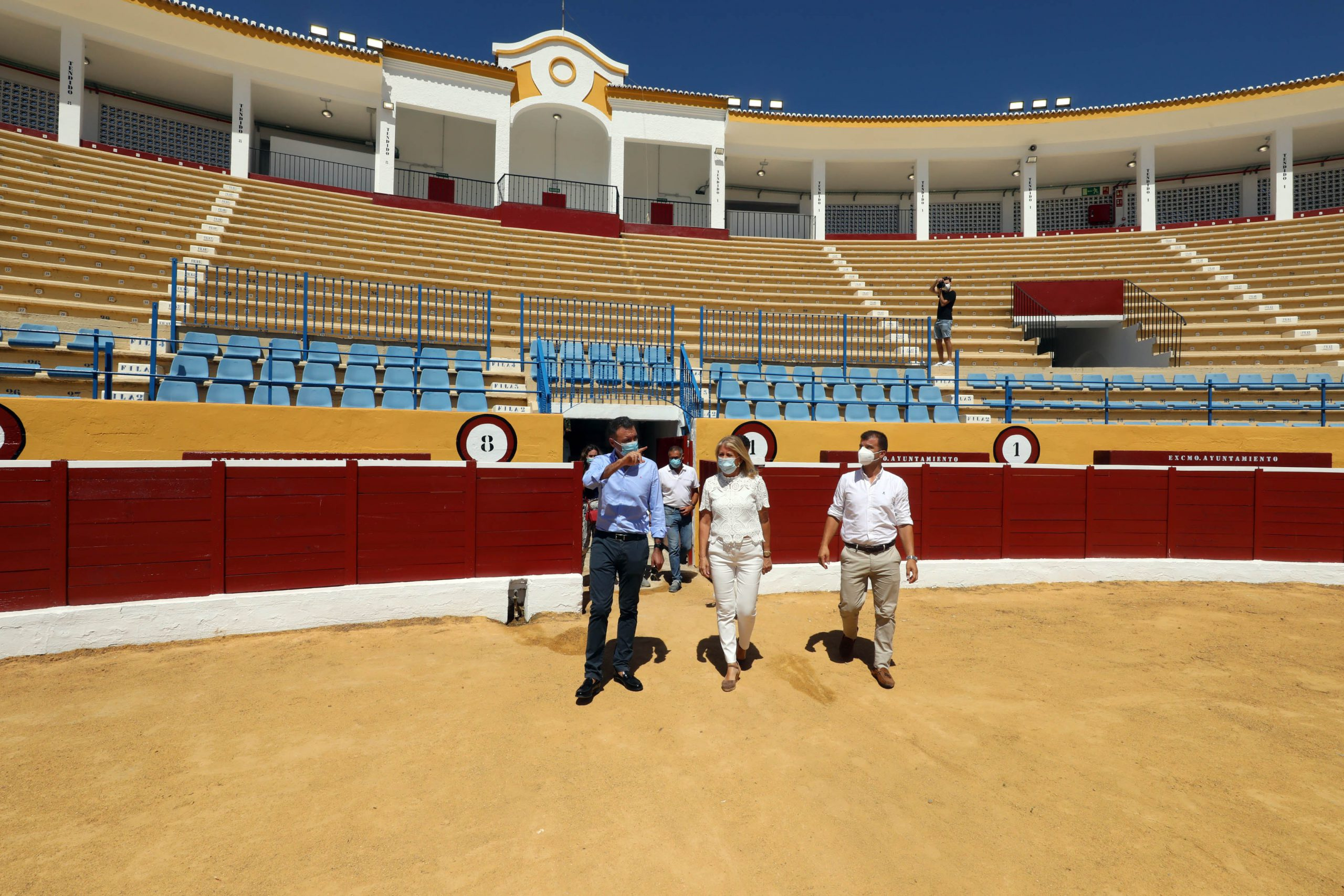 Concluye la rehabilitación de la Plaza de Toros de Marbella