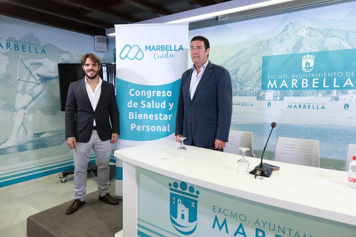 El coach Emilio Duró participará en el congreso de salud y bienestar Marbella Cuida