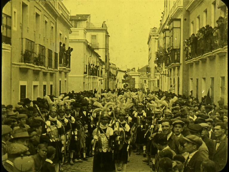 Cultura abre una ventana a la Semana Santa andaluza de principios de siglo XX