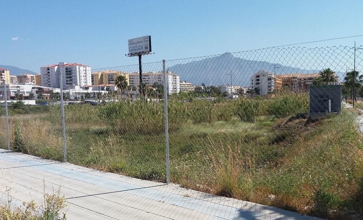 Denuncian abandono educativo en Marbella