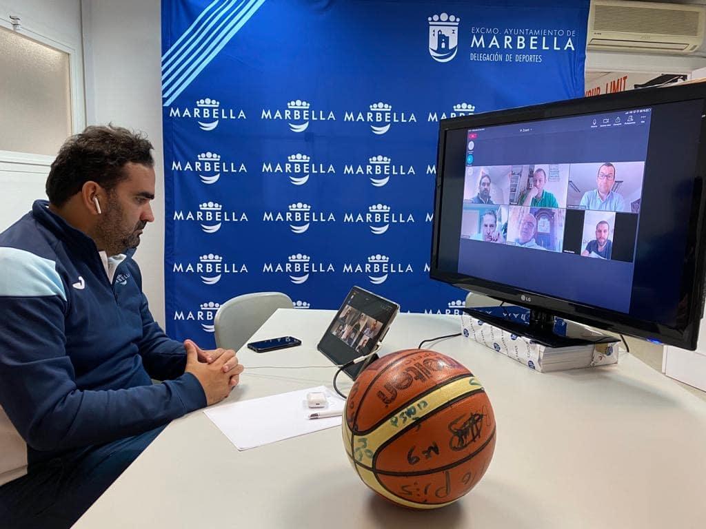 Deportes secunda la iniciativa del CB Marbella de jugar el play off de ascenso a la LEB Oro