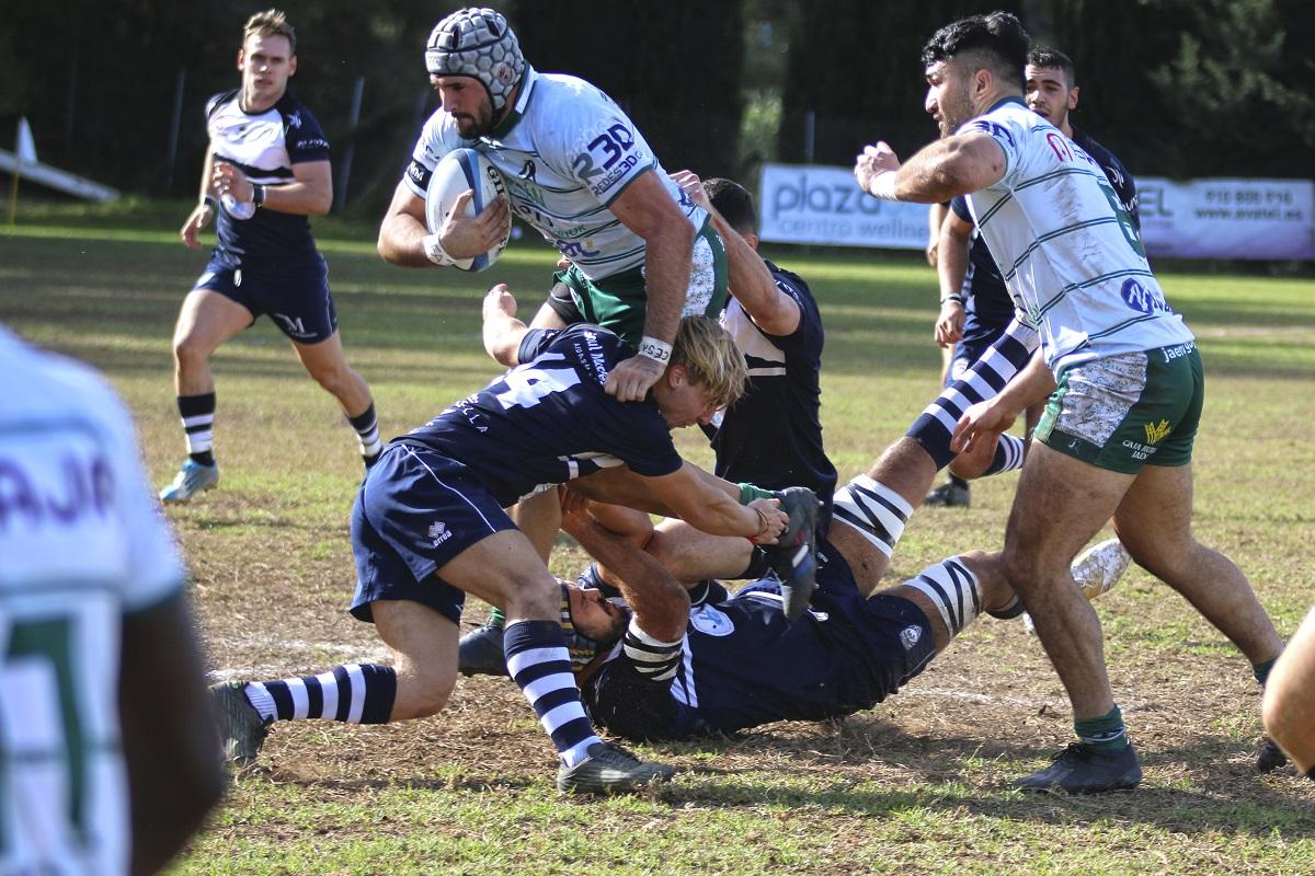 Última cita del año del Marbella Rugby Club ante el Pozuelo