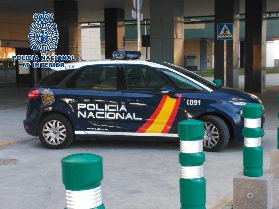 Detenido por la simulación del robo de un vehículo tras sufrir un accidente