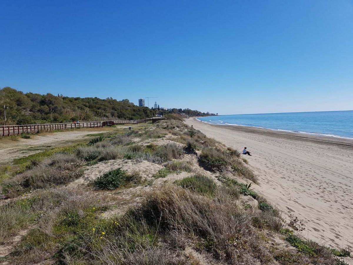 Solicitan de nuevo a la Junta la inclusión de la Duna del Pinillo en la reserva ecológica de las 'Dunas de Marbella'