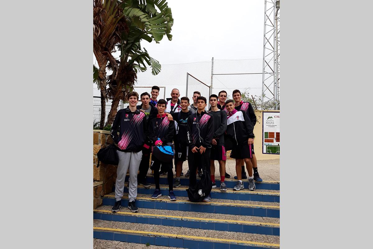 El Ambassador CB Costa Marbella y el Hotel Lima comienzan la liga con sendas victorias