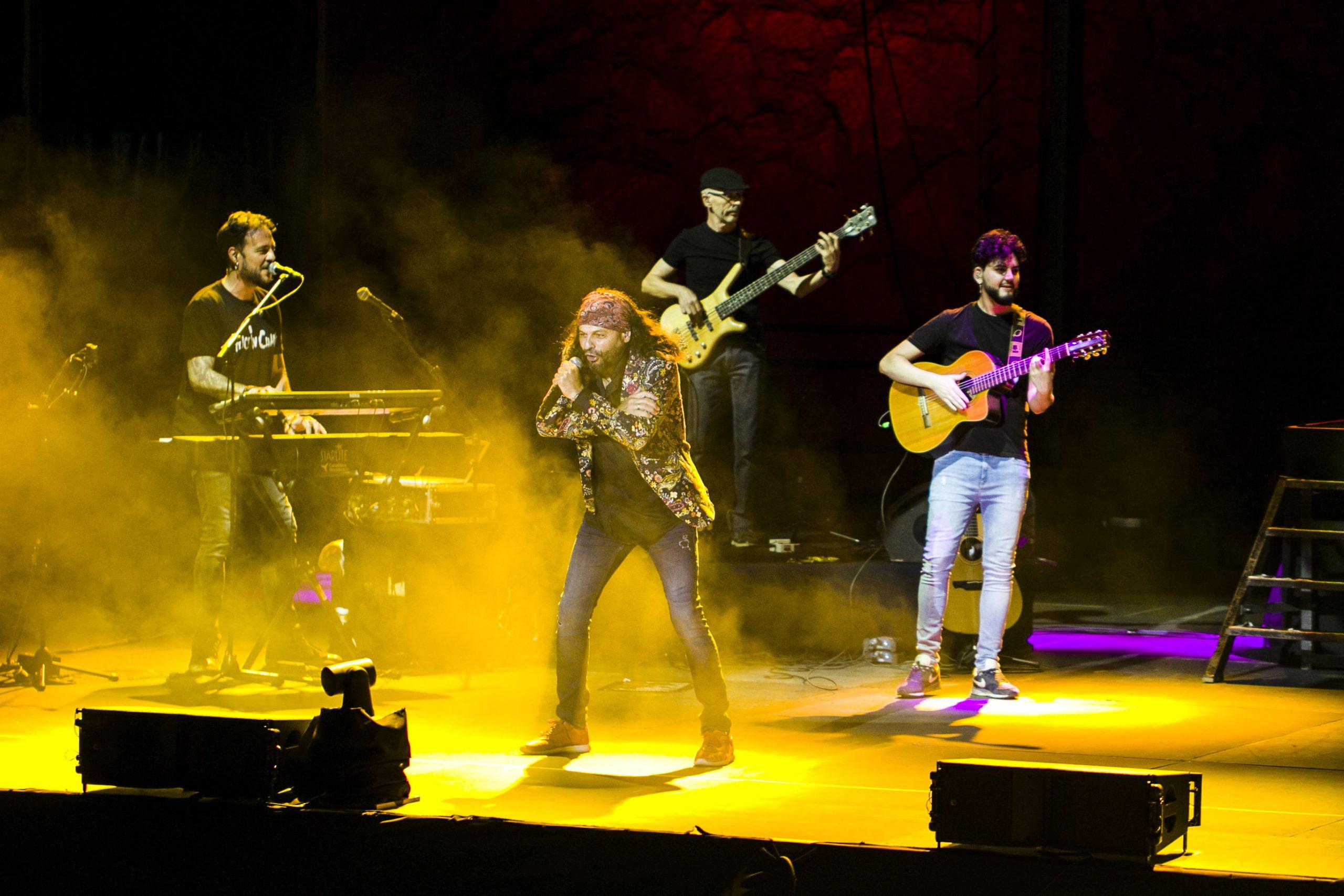 El Arrebato celebra 20 años de música en Starlite Catalana Occidente