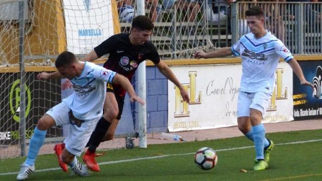 Atlético Marbella estrena sin goles la nueva temporada frente al Churriana