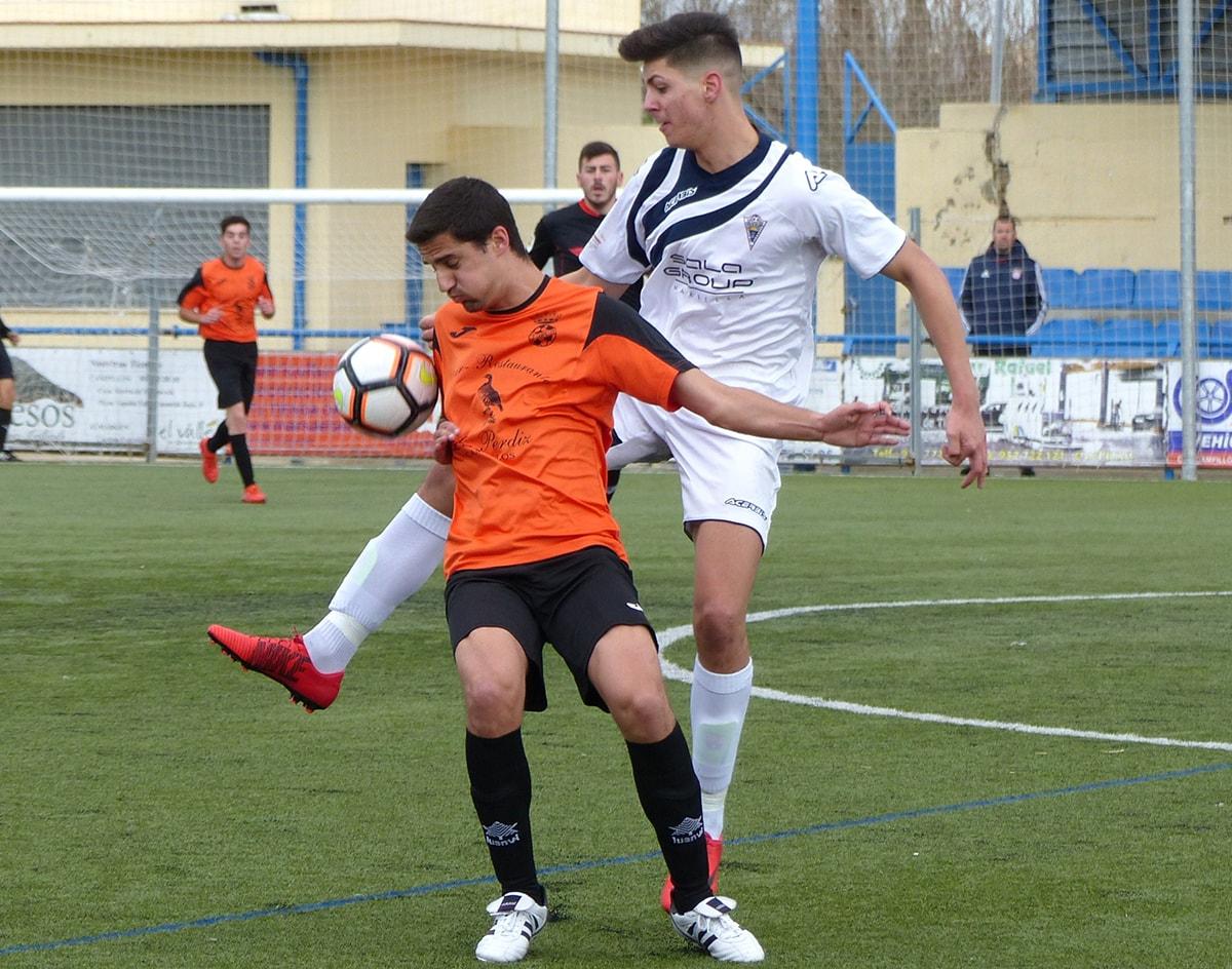 El Atlético Marbella no mereció perder frente al Campillos (2-1)