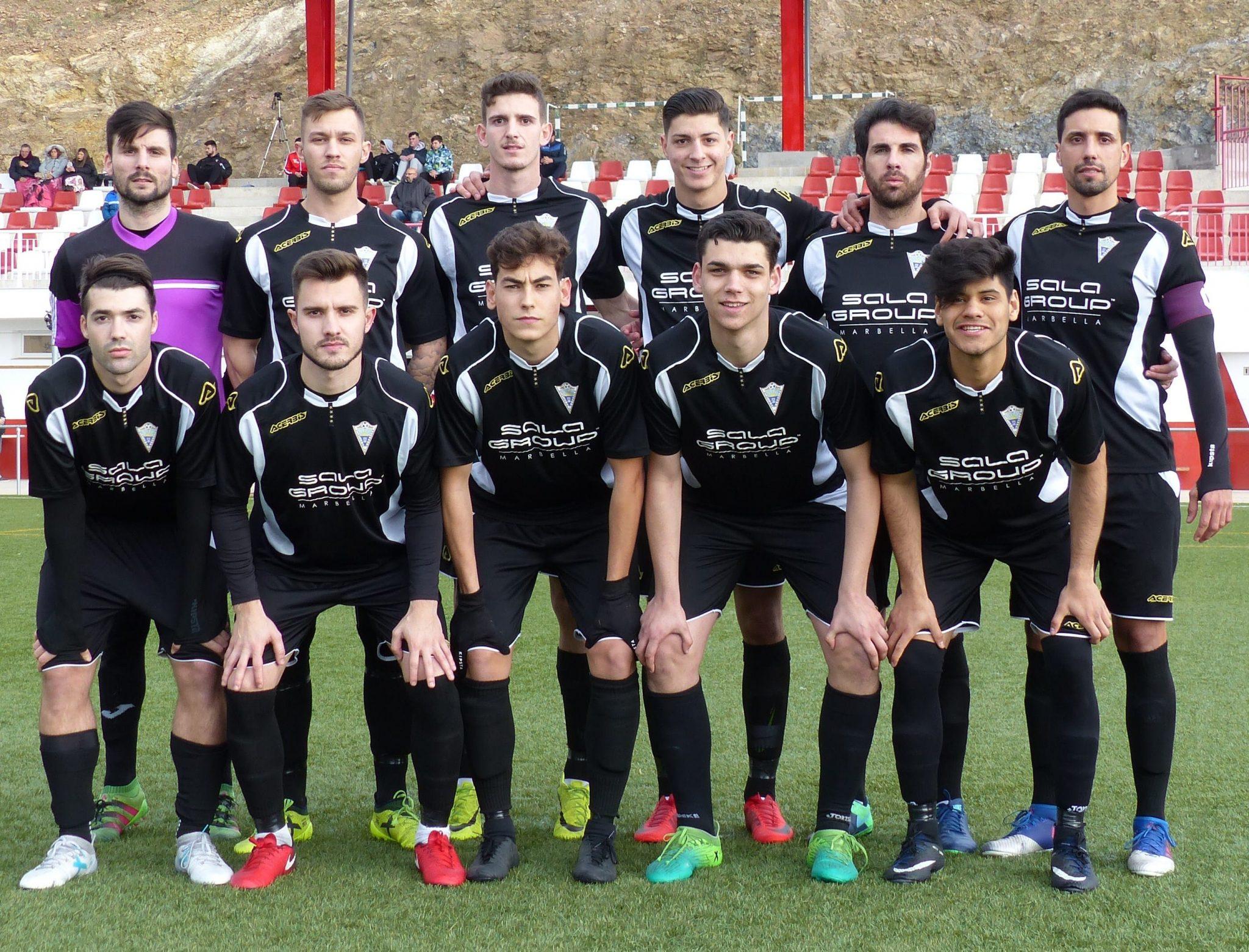 El Atlético Marbella se enfrenta el Casabermeja pero cae derrotado (2-0)