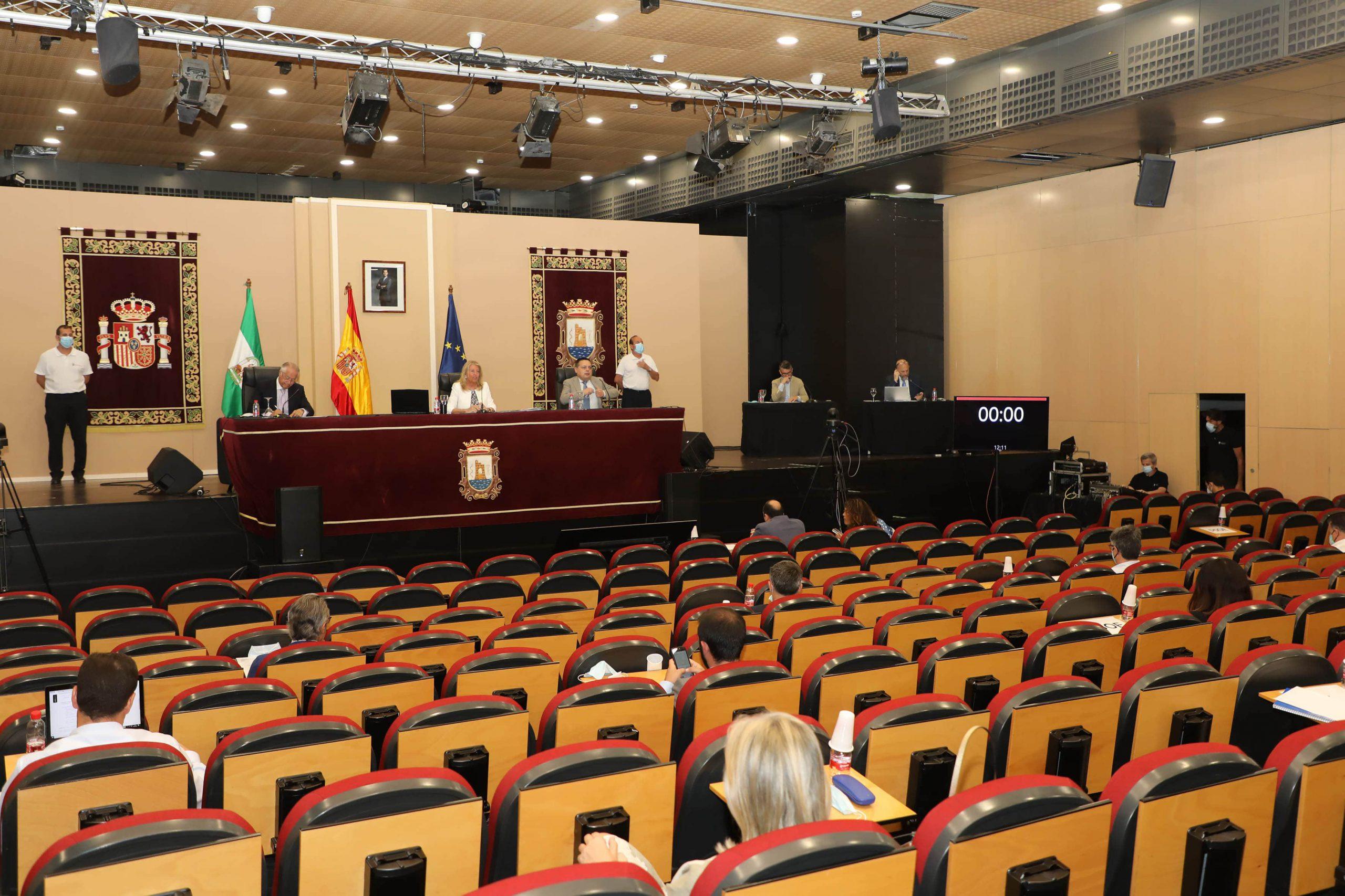 El avance del nuevo PGOU se llevará a Pleno el próximo mes de julio