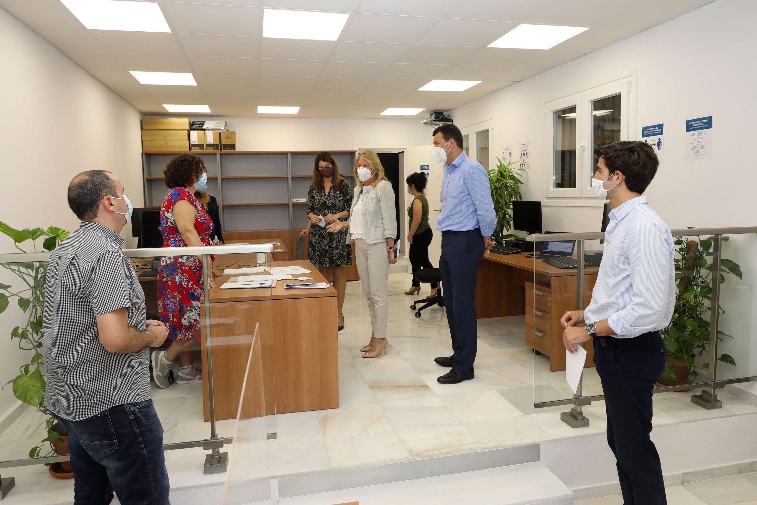 El Ayuntamiento abre una nueva oficina de asesoramiento en la calle Pantaleón